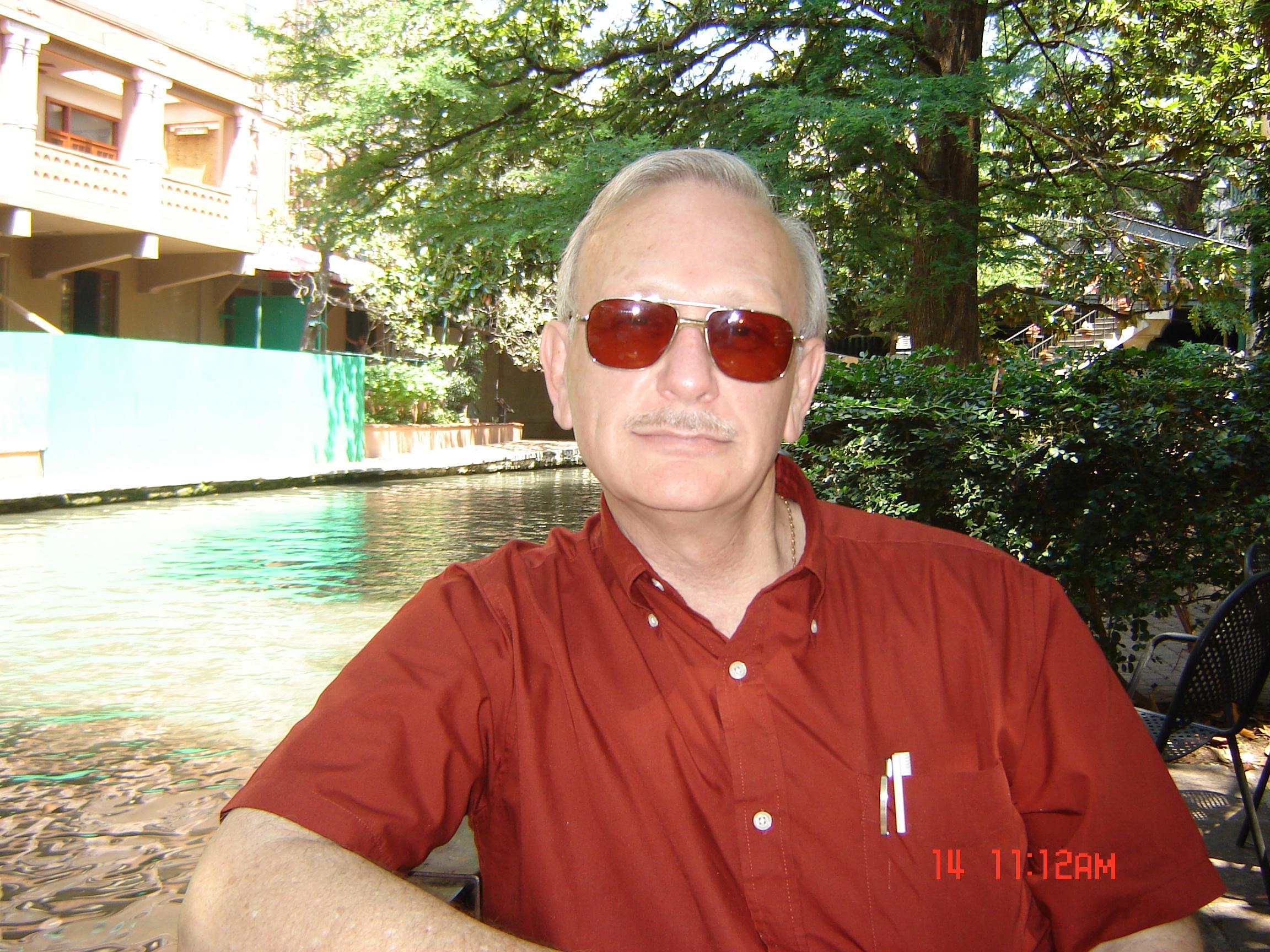 Author Ron Clark