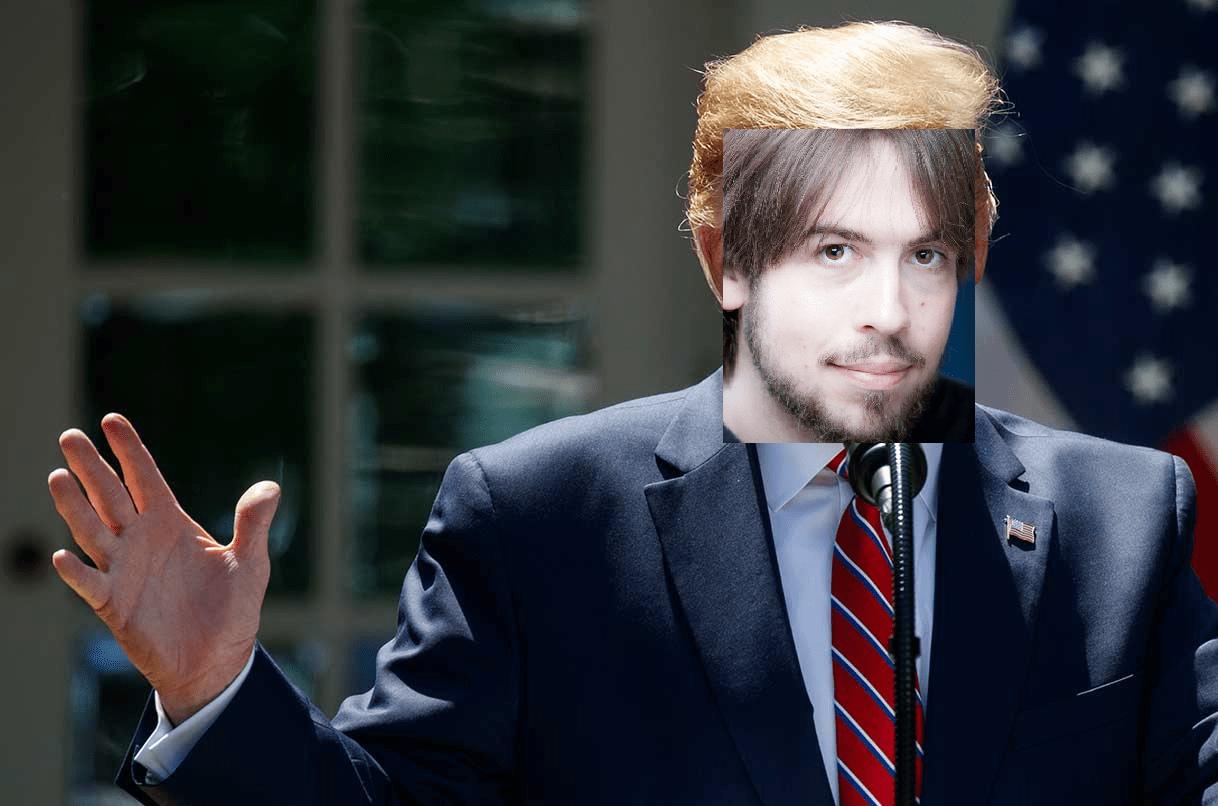 Michael Furlonger For President