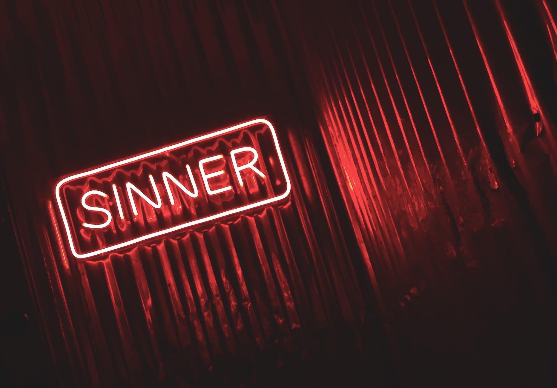 Is It Sinful