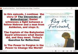 Chronicles Of Belteshazzar Chapter 8